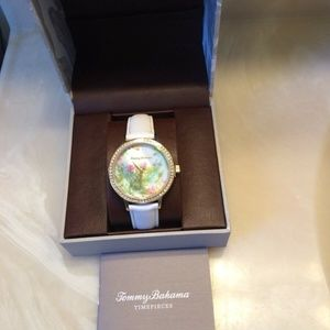 Tommy Bahama Accessories - NWT TOMMY BAHAMA LADIES WATCH